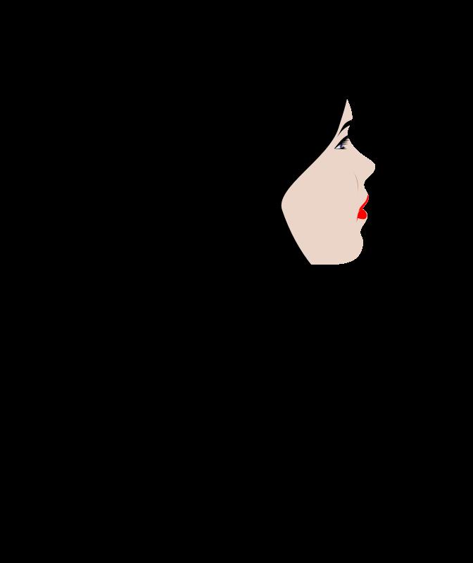 picture transparent Clipart Hair