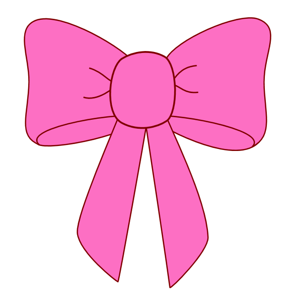 picture royalty free Girl archery clipart. Image of hair bow
