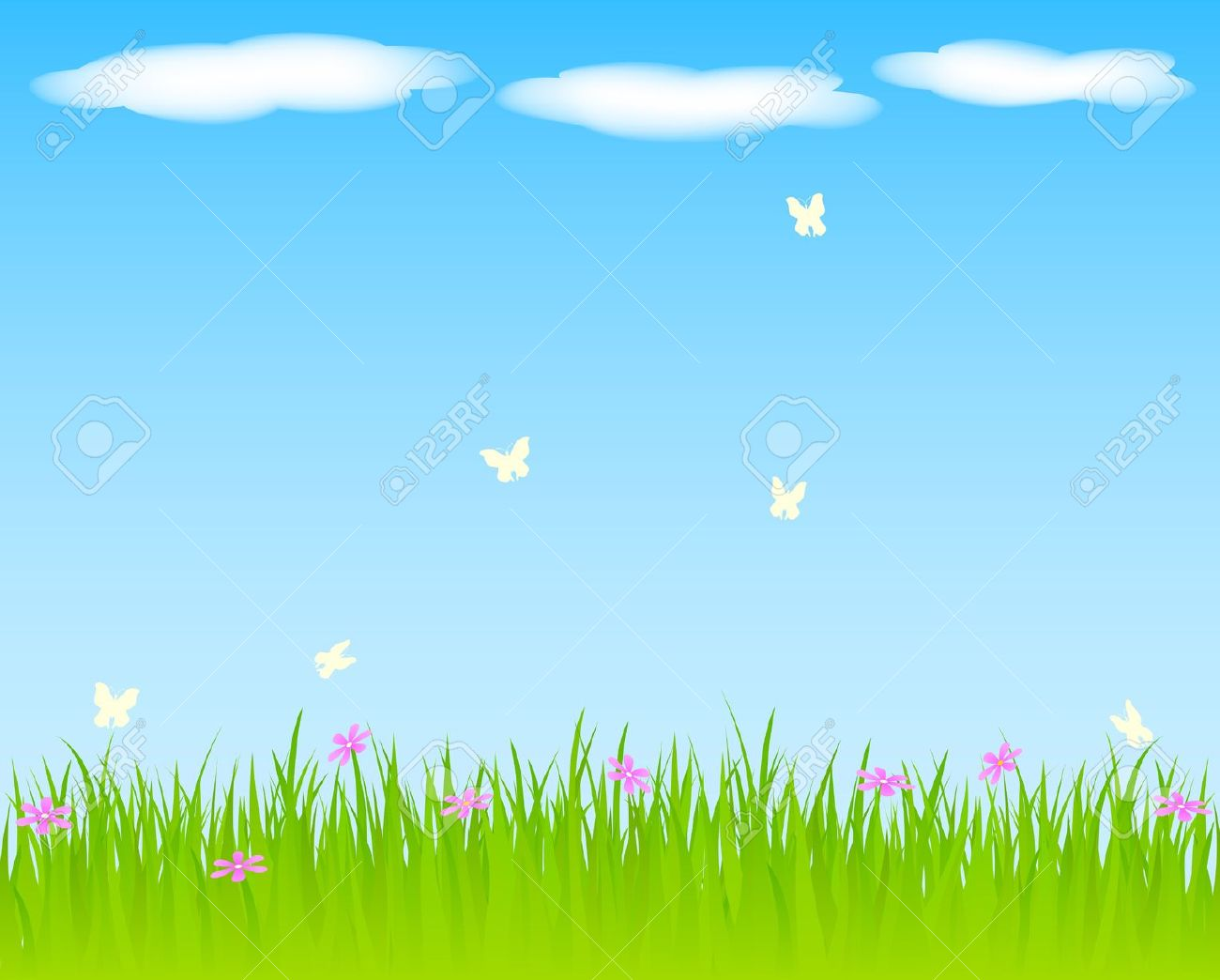 png Free springtime cliparts download. Background clipart