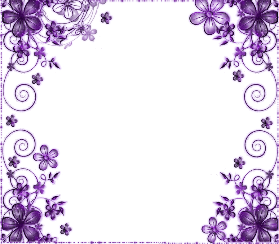 clipart free library Lavender border clipart. Background wedding invitation