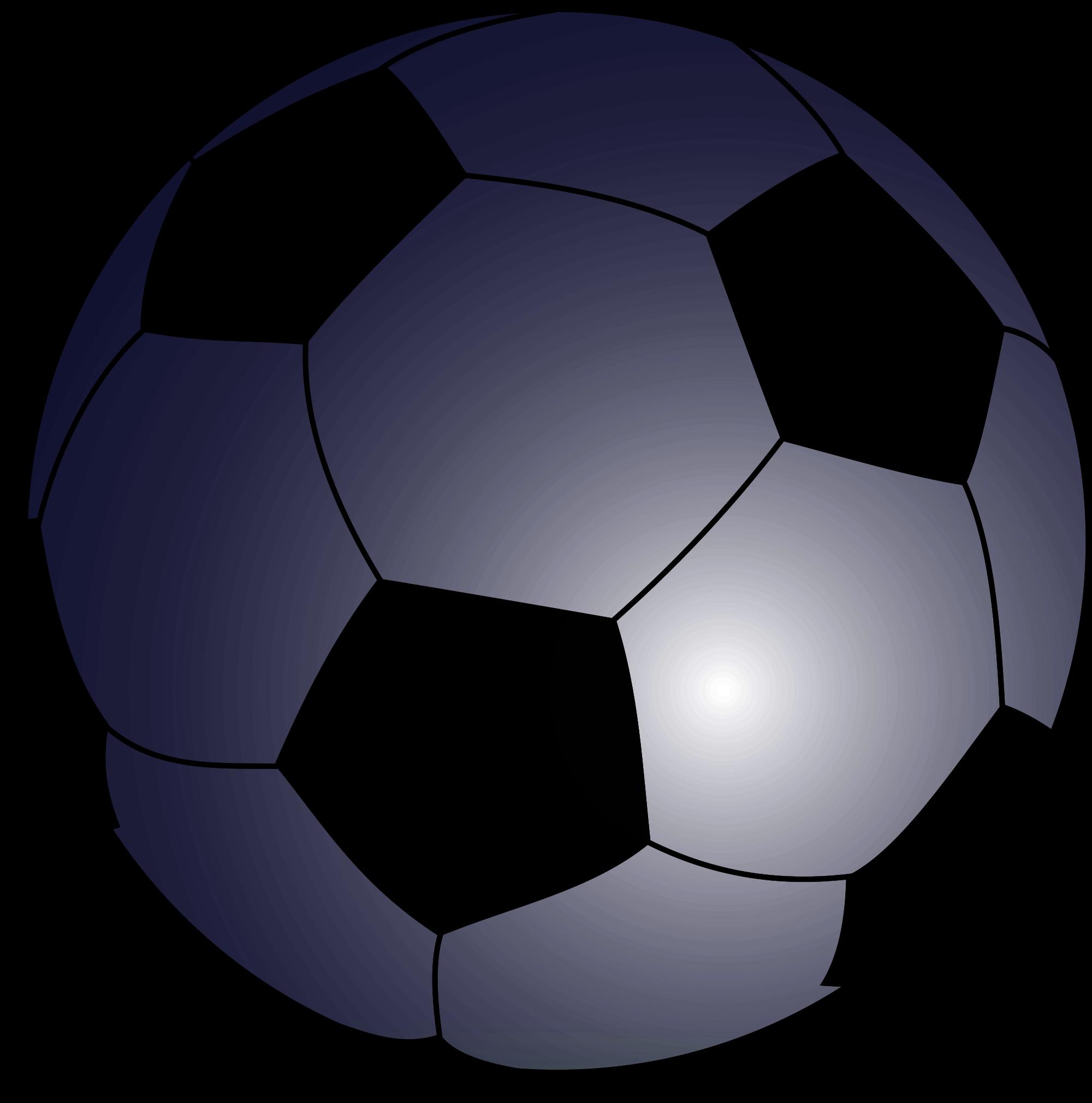clip Ball transparent background. File soccerball mask svg