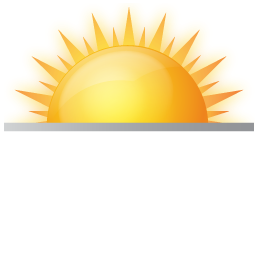 png Icon size. Background clipart sunrise.