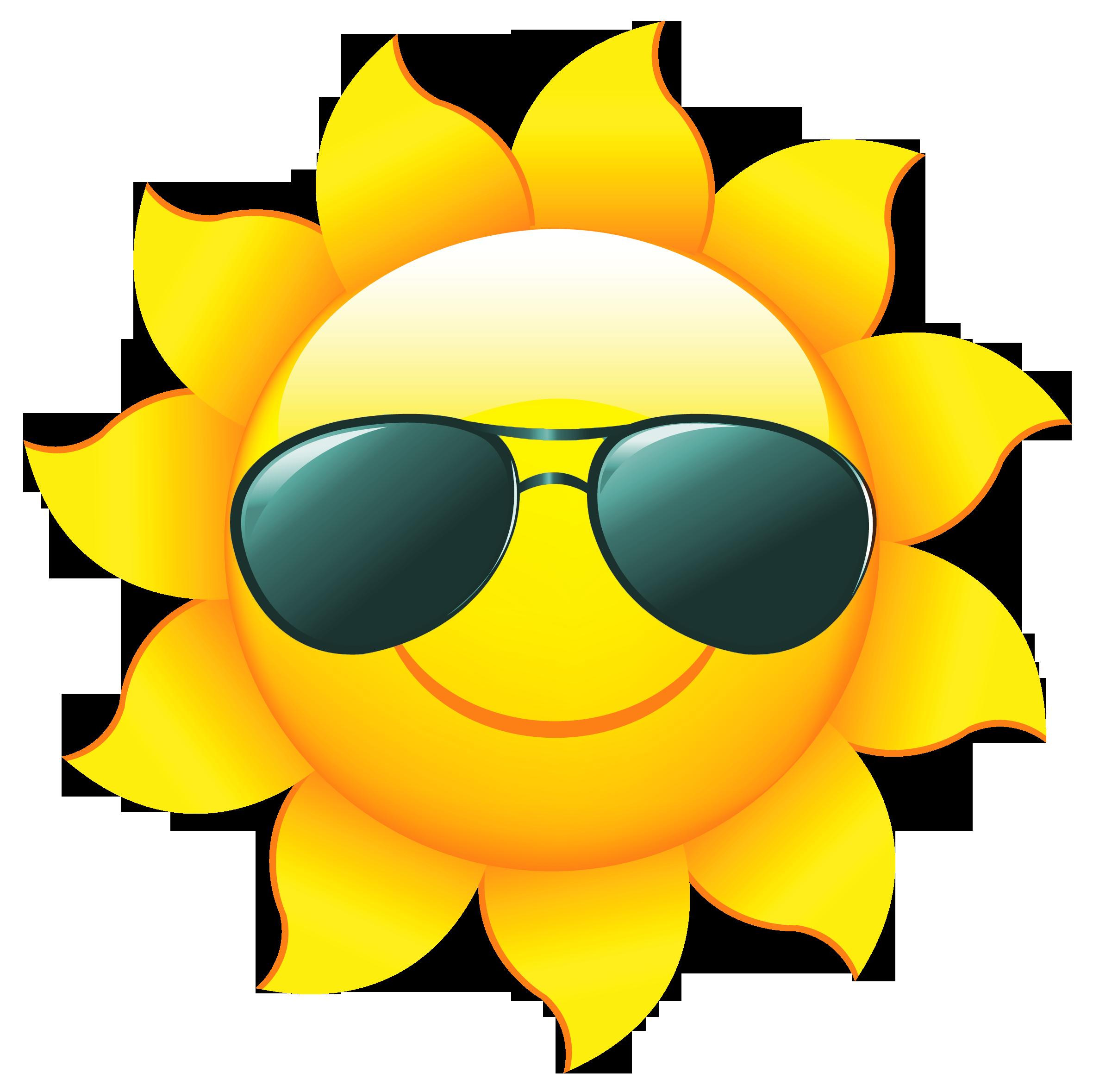picture transparent download Sun clip art with. Sunshine clipart