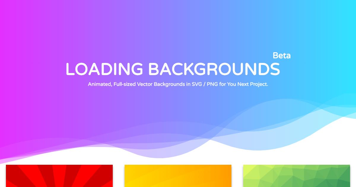 jpg download Svg backgrounds. Loading background animated vector.