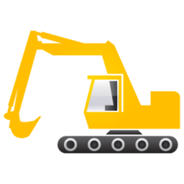 png transparent download Backhoe clipart. Transparent free for download