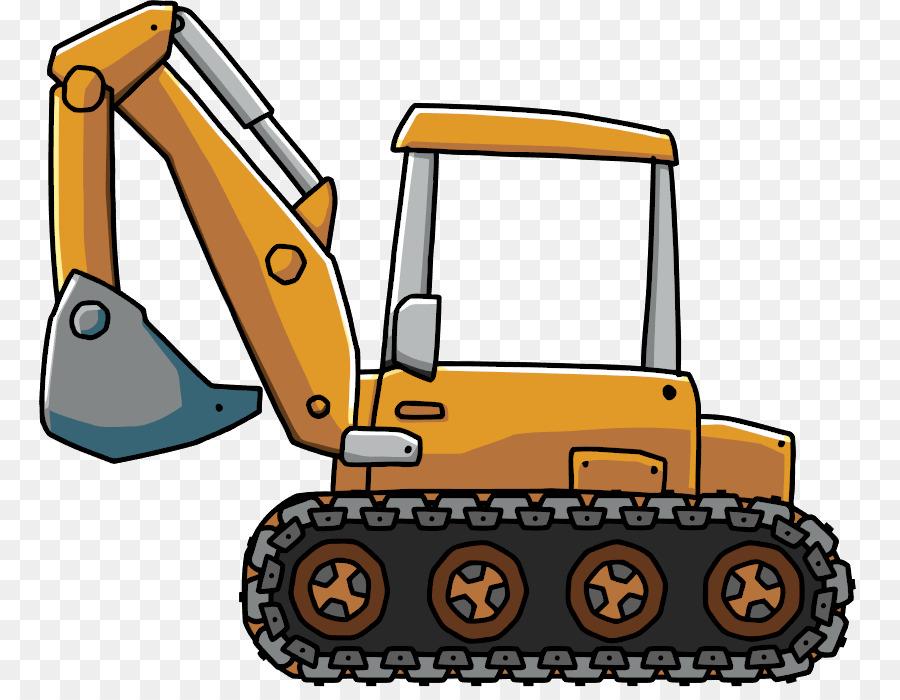 clip art royalty free download Caterpillar inc backhoe loader. Bulldozer clipart machinary