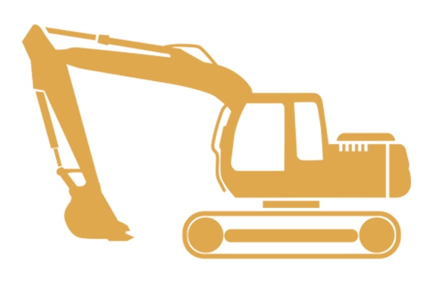 royalty free library bulldozer clipart backhoe #76941601