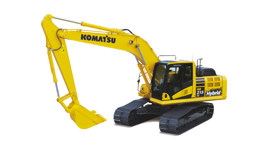 clipart black and white library Excavator PNG images free download