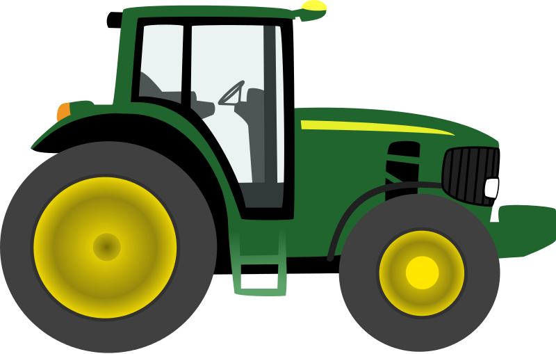 clip art royalty free stock farm tractor clipart