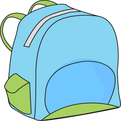 banner royalty free stock Bookbag clipart. Backpack school roblox bookbagclipartbackpackclipartschoolbackpack