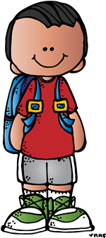 svg transparent stock Backpack clipart melonheadz.  collection of boy