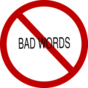 jpg freeuse stock No words clip art. Bad clipart