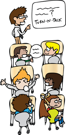 vector black and white Bad clipart group work. Cooperative learning vs the.