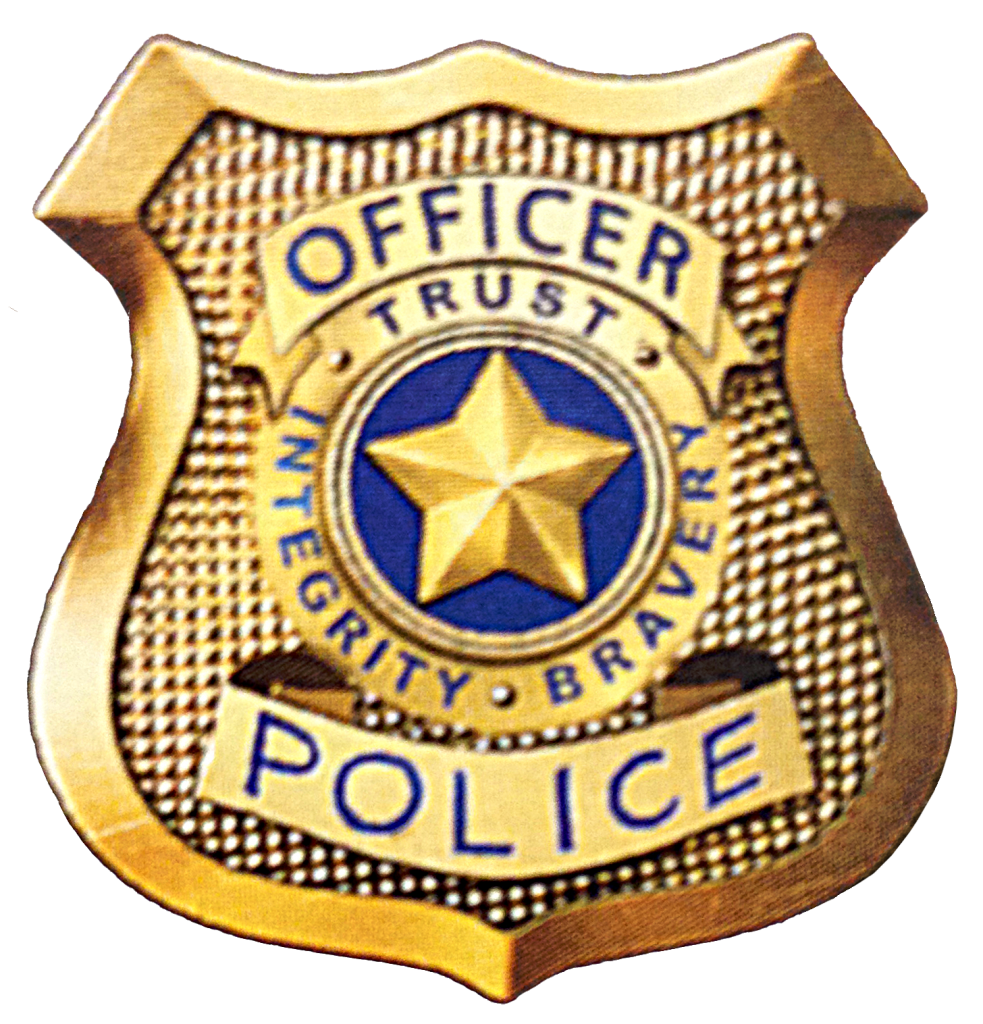 jpg free stock Badge clipart chief police. Printable badges.