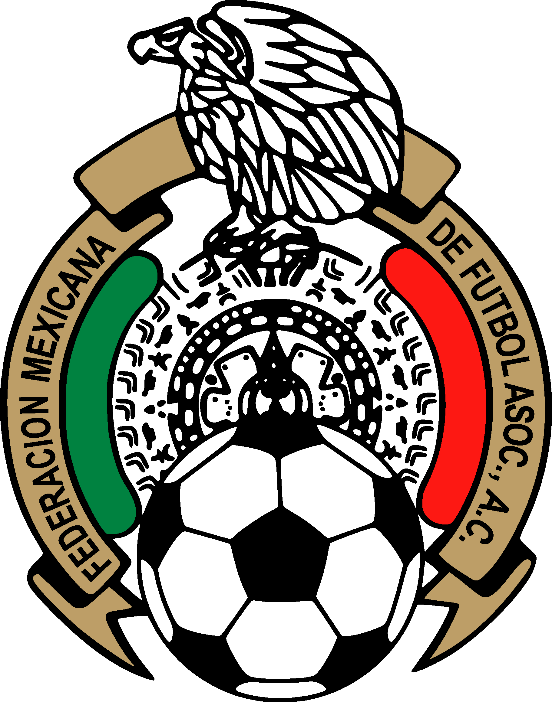 picture transparent library Mexican Football Federation
