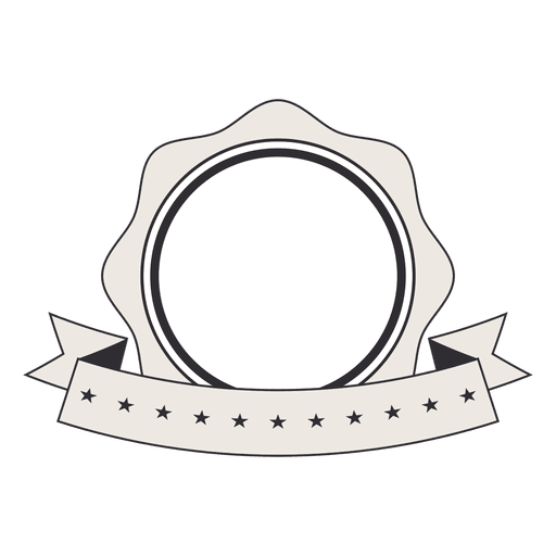 picture transparent download Vintage retro label badge ribbon
