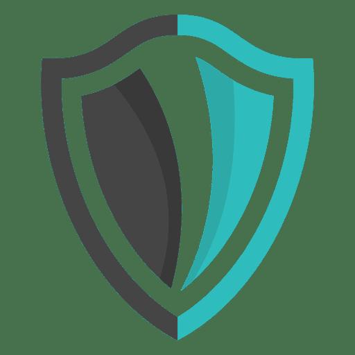 transparent stock Vector emblem badge. Shield logo design transparent