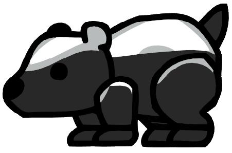 clipart transparent library badger clipart honey badger #22265893