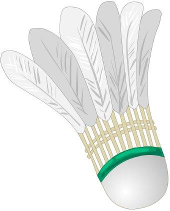 image download Badminton clipart badminton birdie. Clip art .