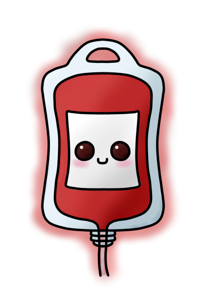 clip art freeuse download Bag clipart blood. Whose is that anyway.