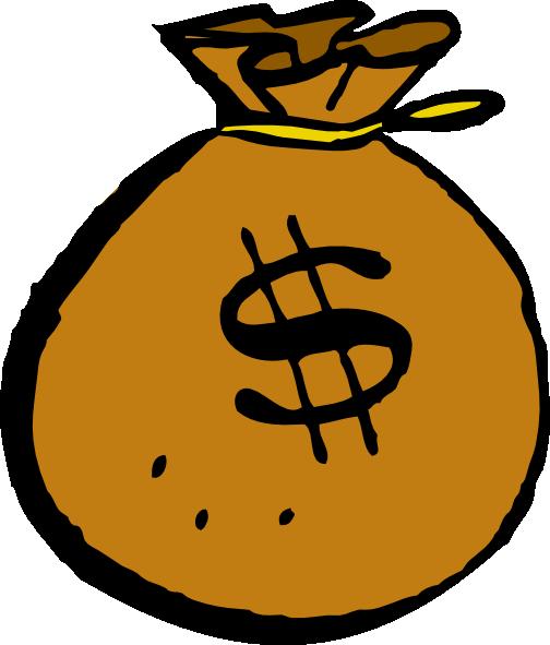 jpg stock Money Bag Clip Art at Clker
