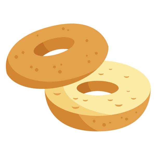 freeuse Bagel clipart. Free download best on