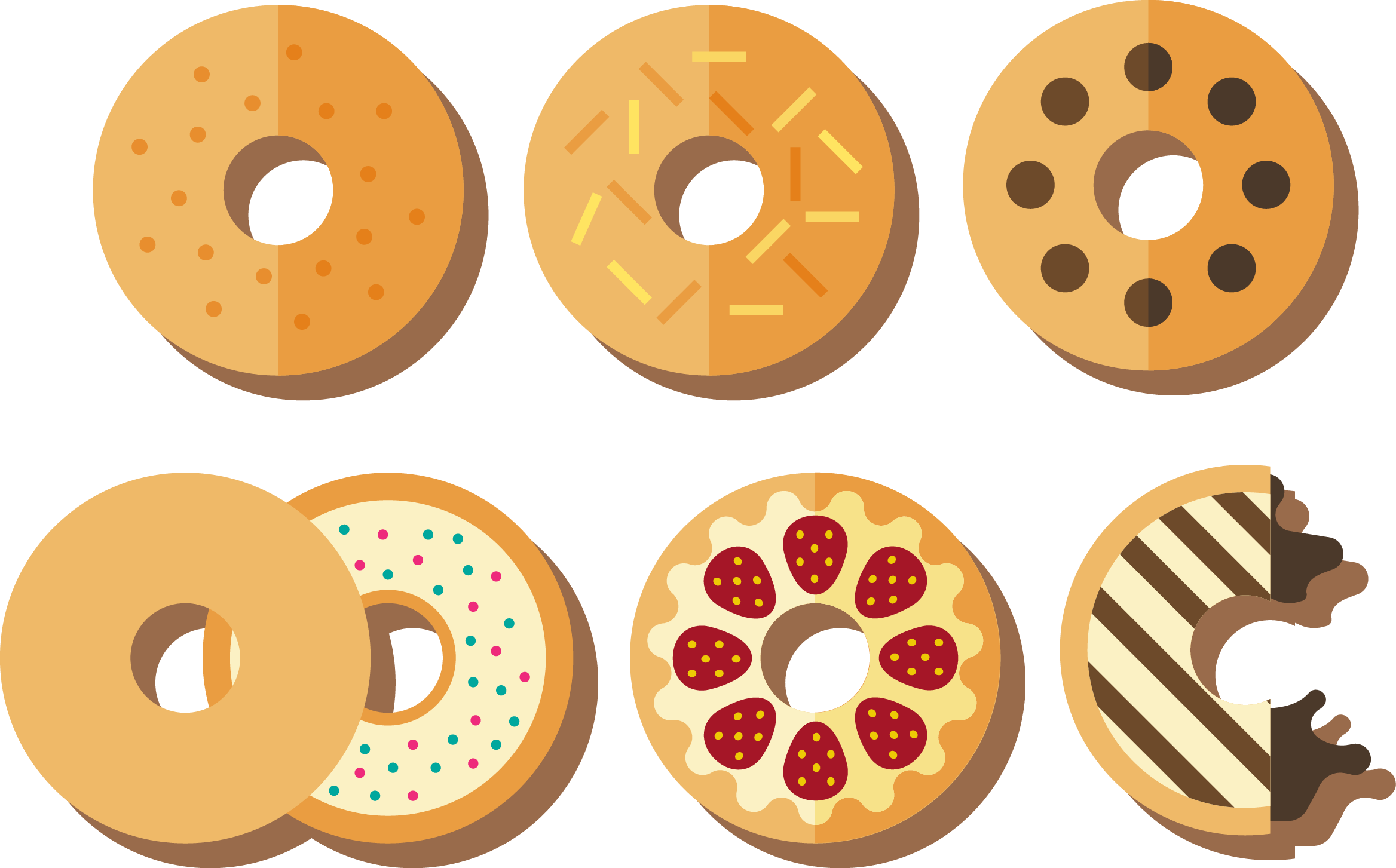 clip transparent stock Old free on dumielauxepices. Bagel clipart