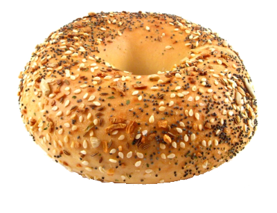 svg royalty free library Bagels png mart. Bagel clipart