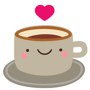 freeuse stock Bagel clipart coffee bagel. Meets dating app by.