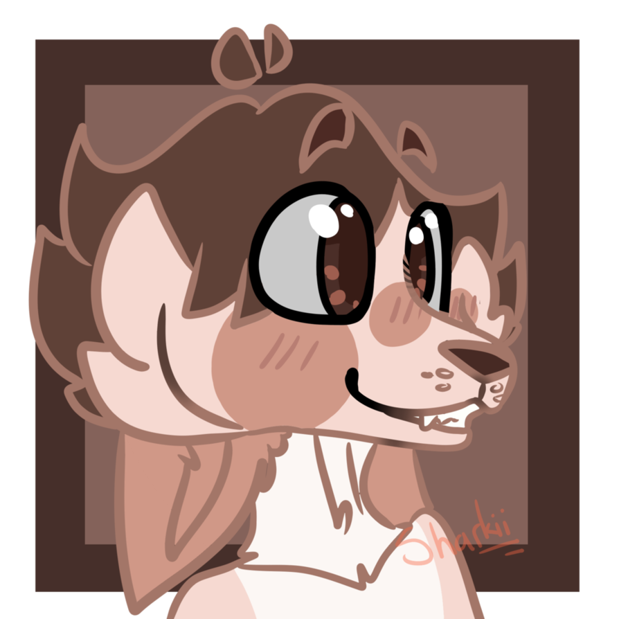 graphic free download By sharkiifox on deviantart. Bagel drawing animated