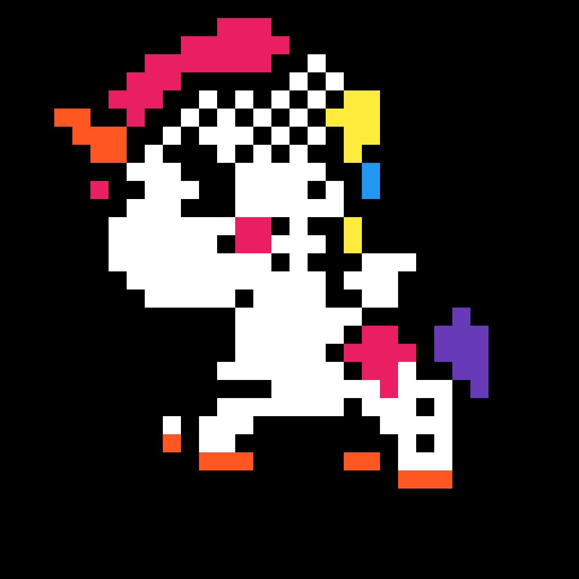 clipart freeuse download Pixel art Drawing tokidoki