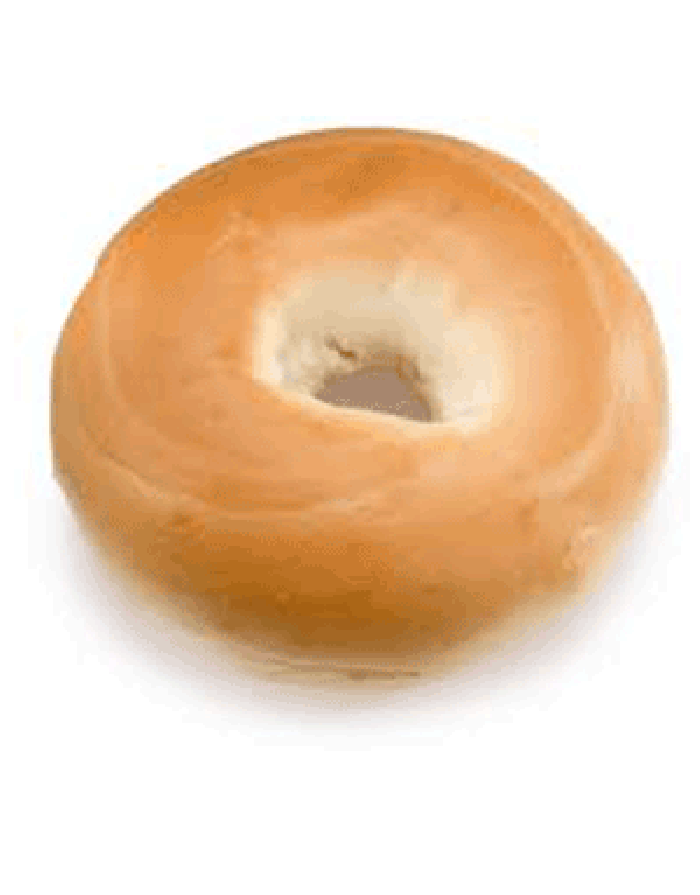 vector free download Raw plain puck stover. Bagel transparent.