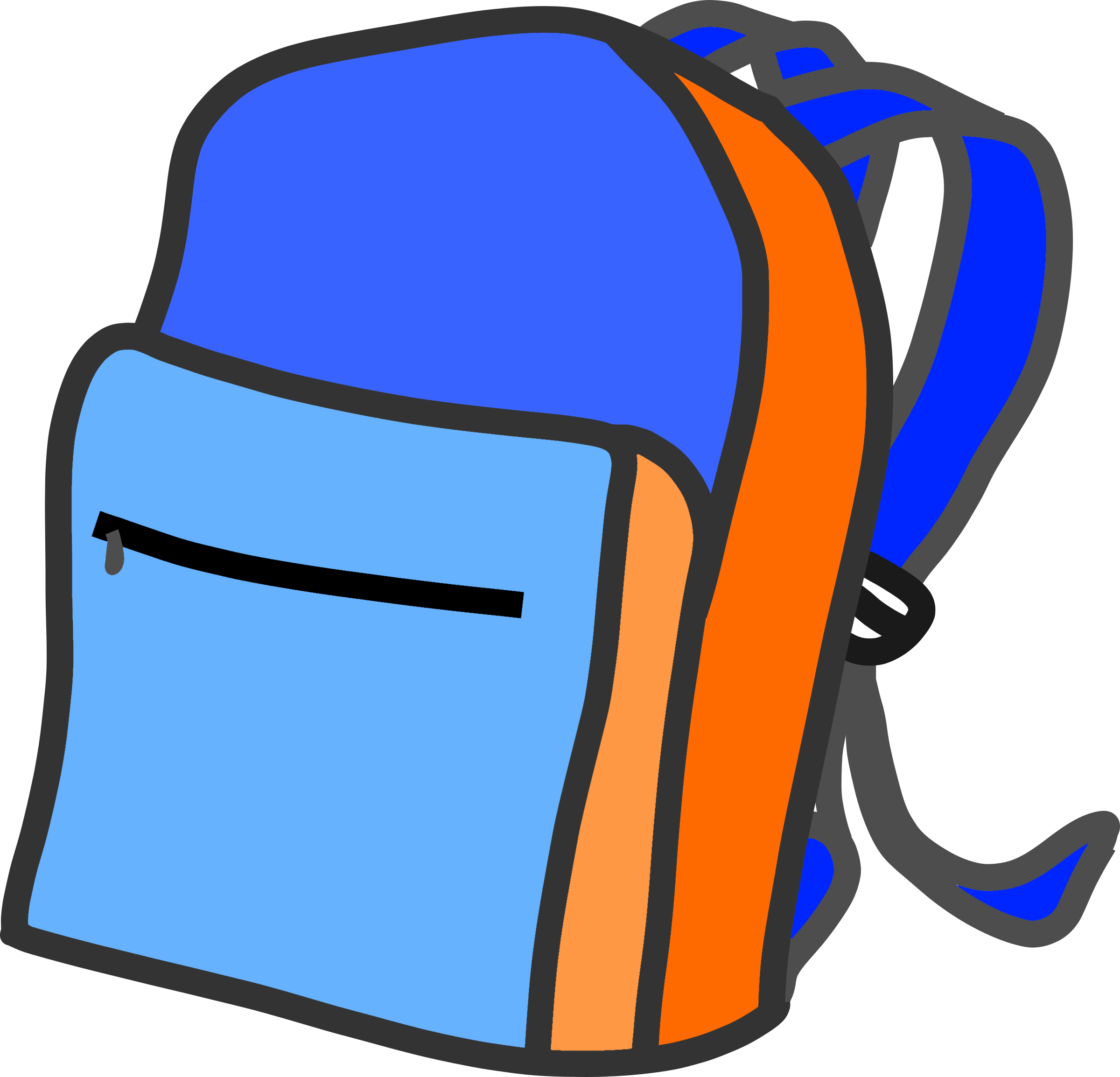clip art free stock Bookbag clipart sschool. Backpack png transparent images