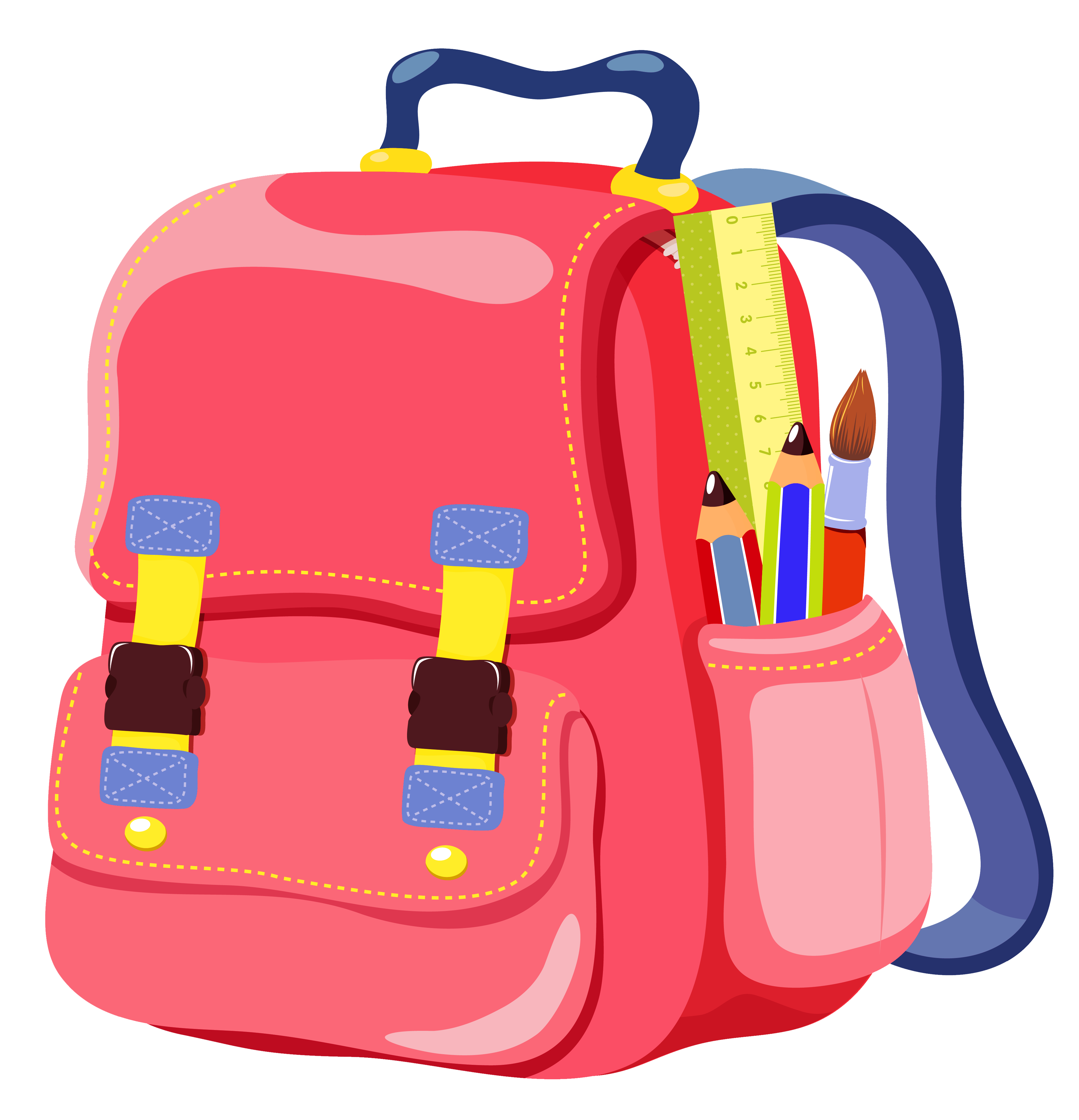 clip transparent stock Backpack free on. Briefcase clipart transparent background