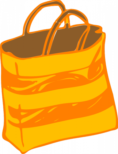 clipart royalty free stock Free Bag Cliparts