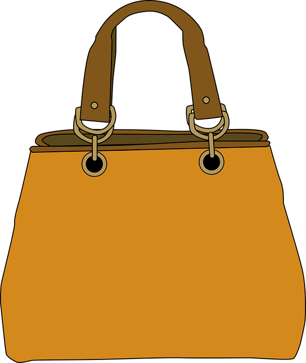 picture freeuse Handbag cliparts shop of. Bags clipart library bag.
