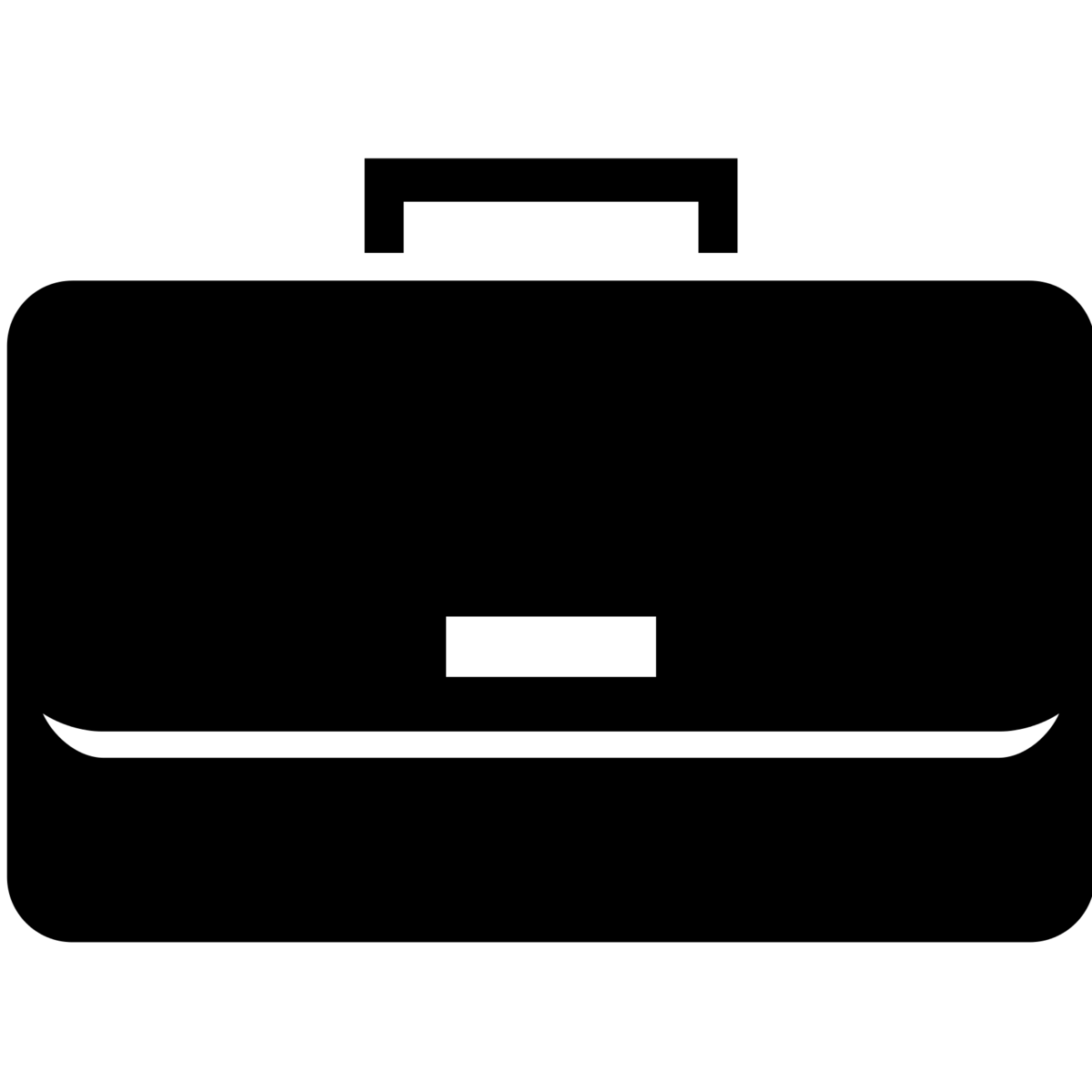 clip royalty free stock Free business briefcase cliparts. Bags clipart library bag.