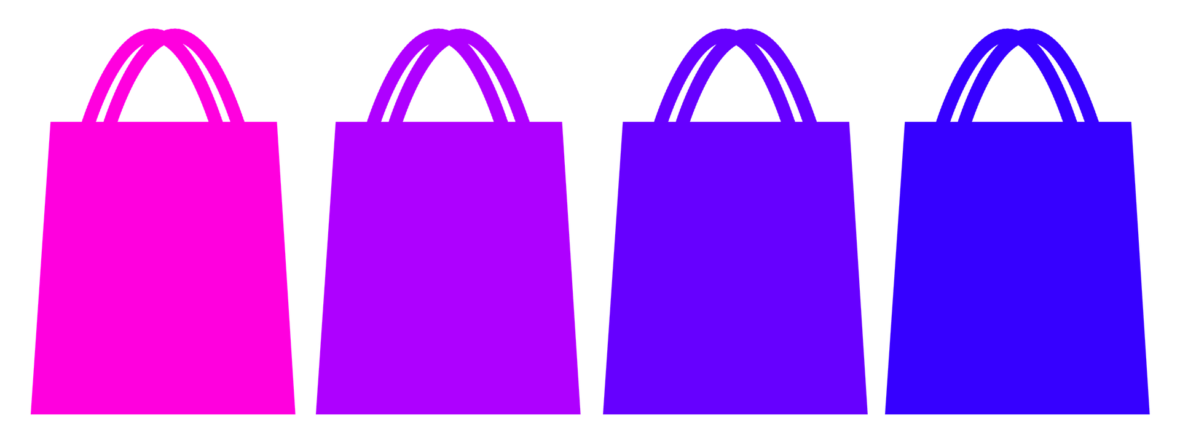 jpg freeuse Bags clipart purple bag. Where to buy reusable.