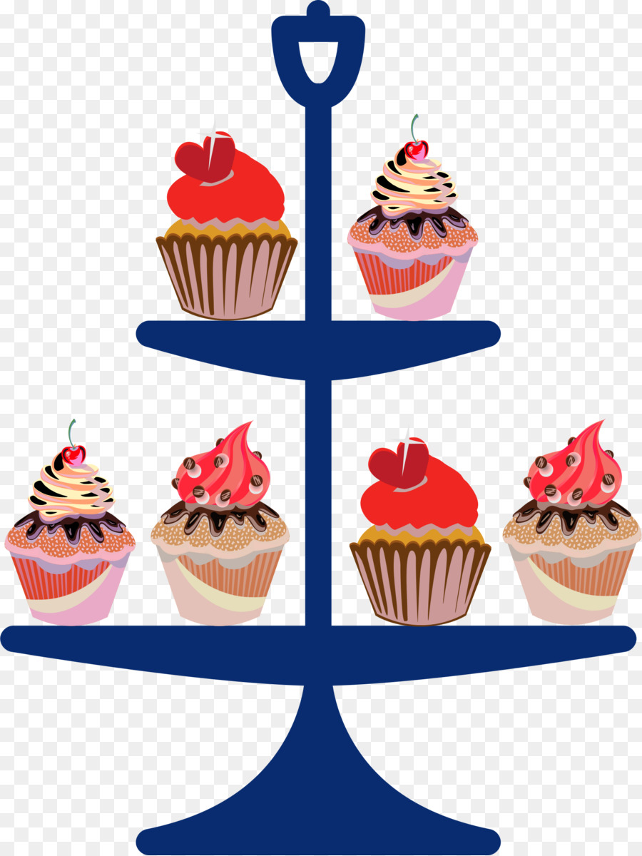 clip art free library Bake clipart cake stall. Party hat cartoon cupcake.