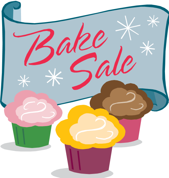 image free stock bake sale clipart black and white #59150063