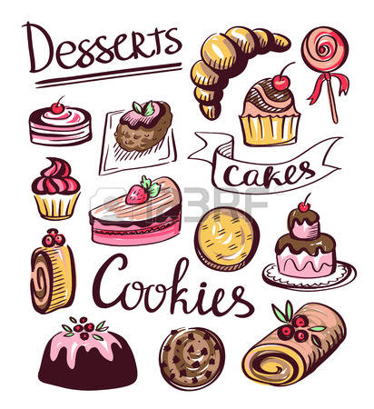 image freeuse download Baked goods clipart. Biscuit transparent .