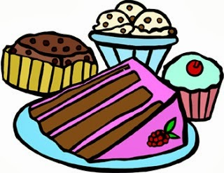 jpg library library Baked goods clipart. Free pictures of download.