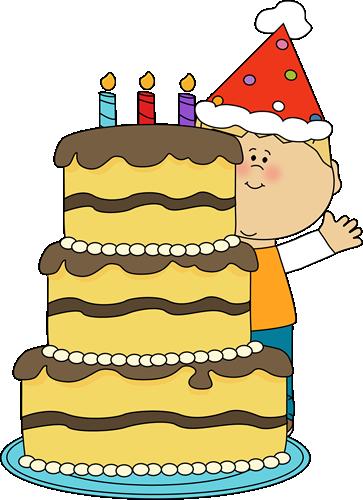 banner freeuse stock Birthday cake free on. Baked goods clipart clip art.