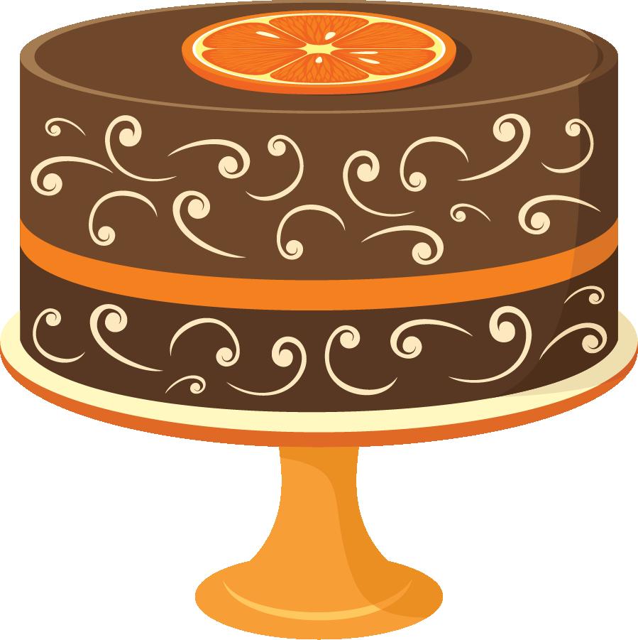 graphic free stock Baked goods clipart clip art. Cupcake bolos e etc.