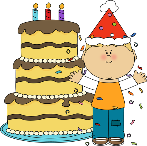 black and white download Best ever every holiday. Boy clipart cake.