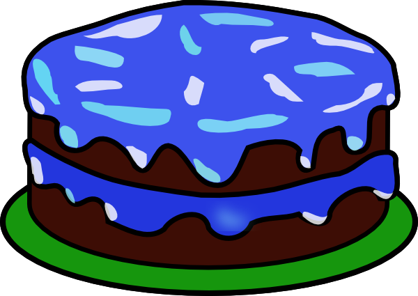 clip art freeuse download Boy clipart cake. With no candles .