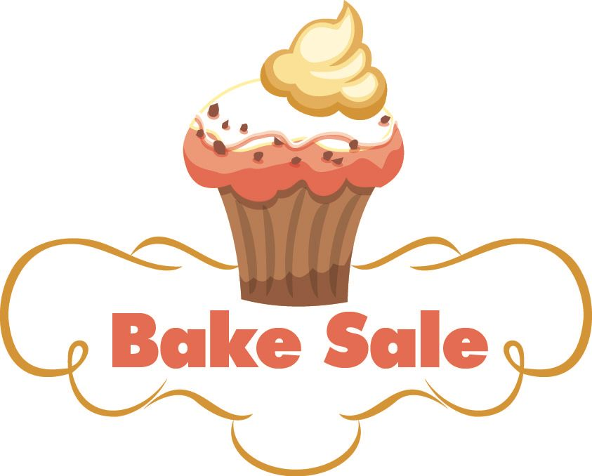 clip transparent download Baked goods clipart table top sale. Clip art for a.