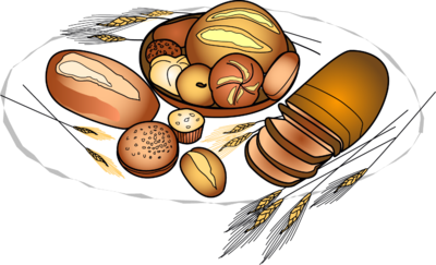 png library stock Image food clip art. Baked goods clipart.