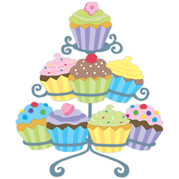 clipart transparent stock Bakery clipart baking class. Gateaux tubes cupcake world.