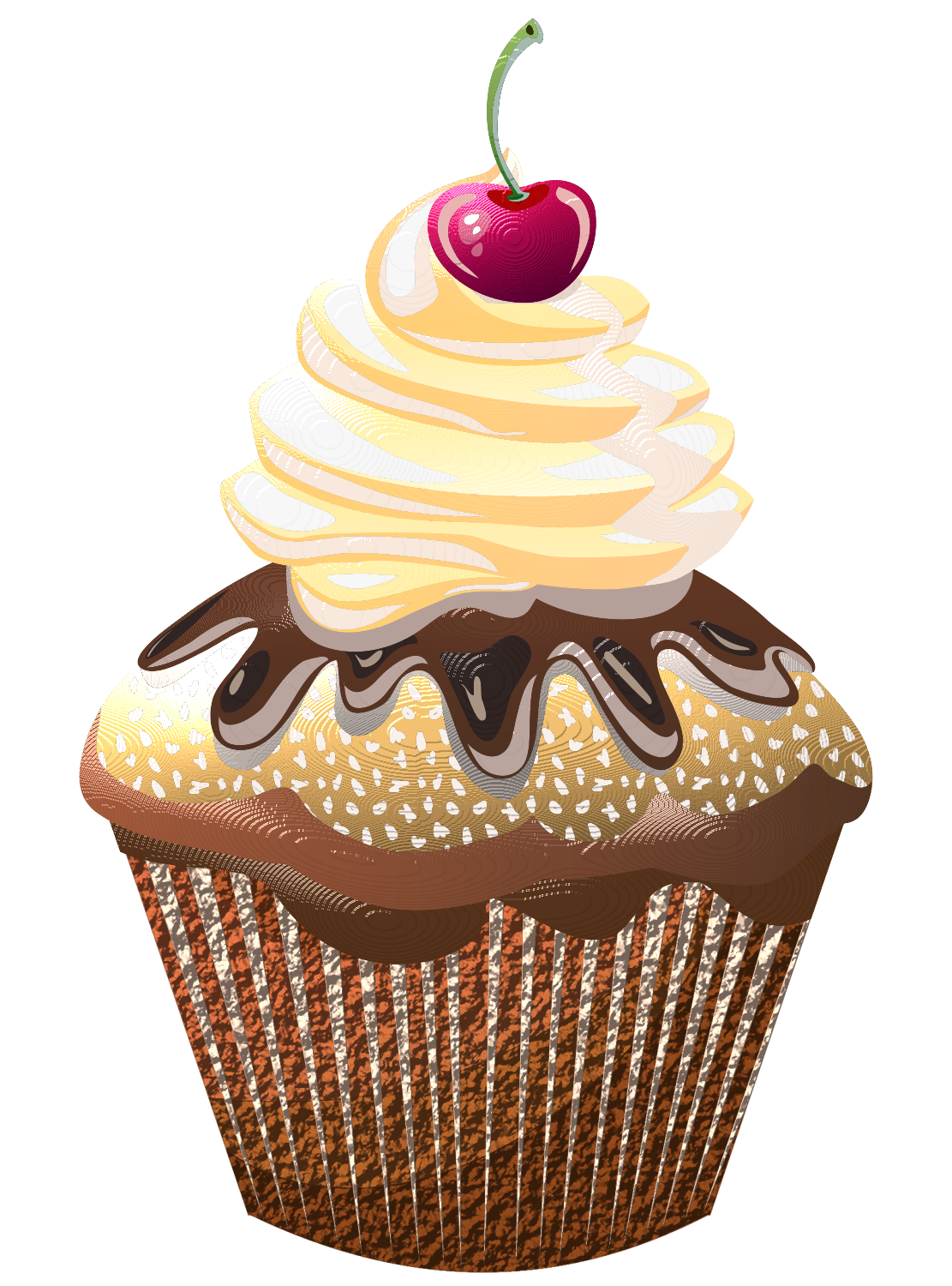 clip stock  cupcake cupcakes pinterest. Desserts clipart kitchen